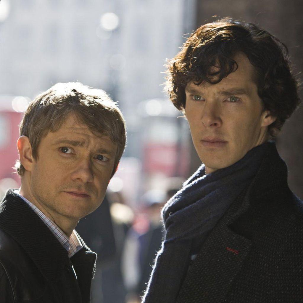 Sherlock ke-4 Kembali Tahun Depan