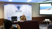 Realisasi Investasi Rp 453 Triliun di September, Naik 13%