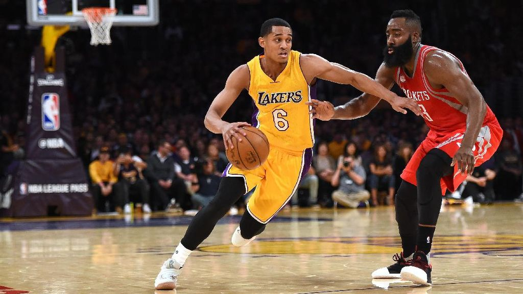 Lakers Redam Rockets, Thunder Bekuk Sixers