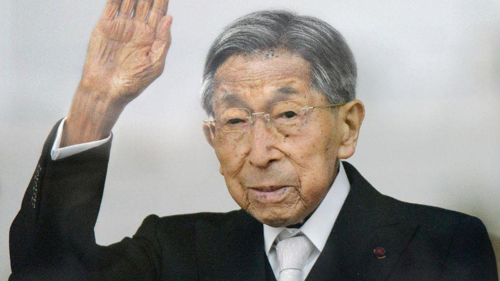 Pangeran Mikasa, Anggota Tertua Kekaisaran Jepang Wafat di Usia 100 Tahun