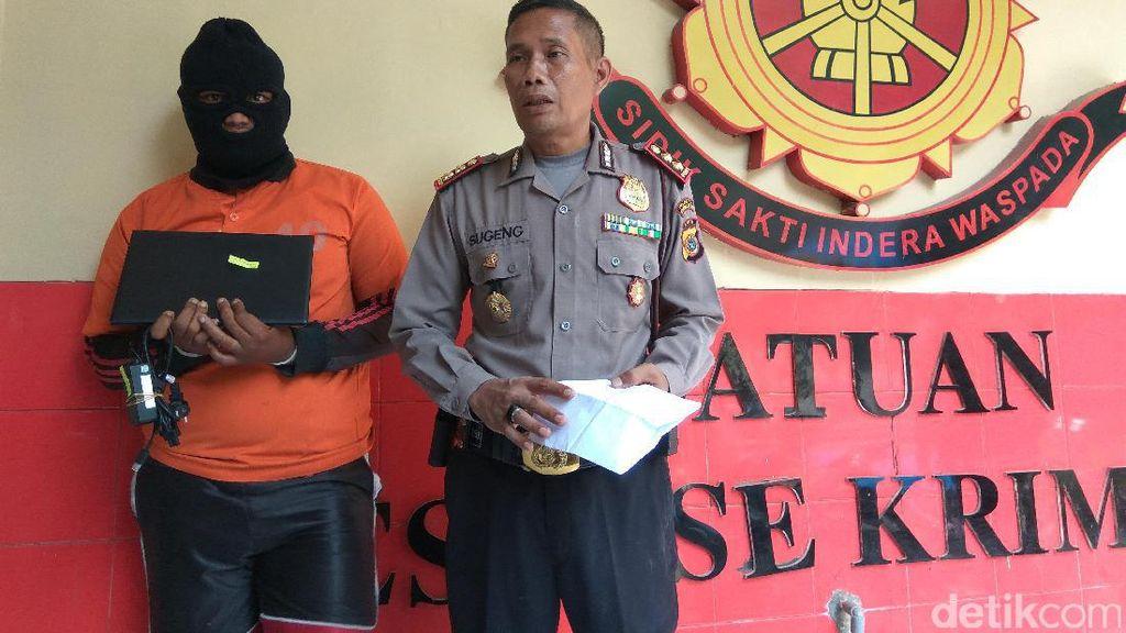 Pencuri Laptop di Masjid Banda Aceh Dibekuk setelah Rekaman CCTV Tersebar