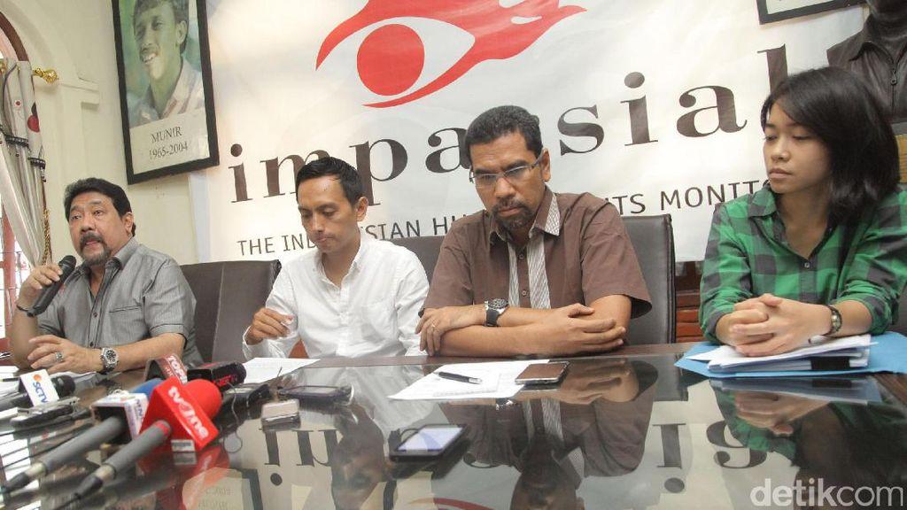 Jokowi Didesak Bentuk TPF Baru Kasus Munir
