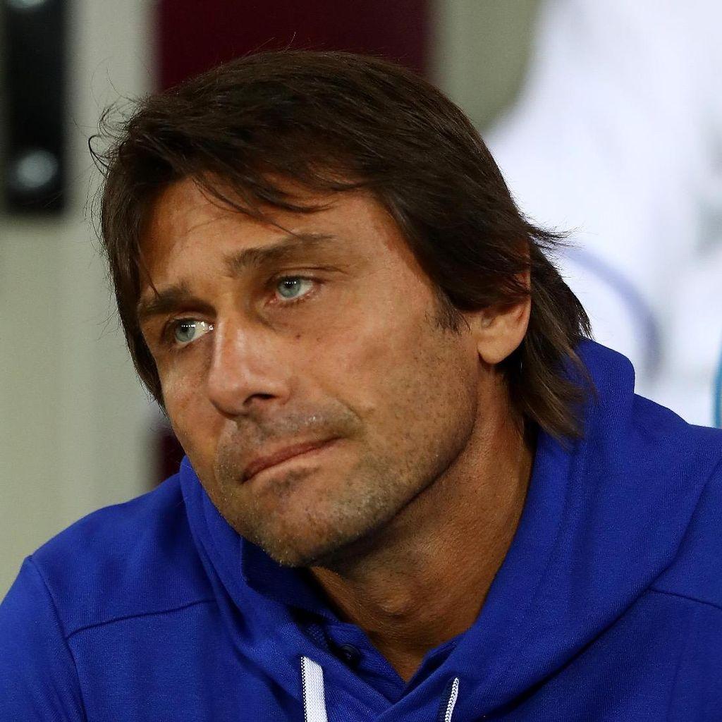 Conte Nilai Chelsea Kurang Beruntung