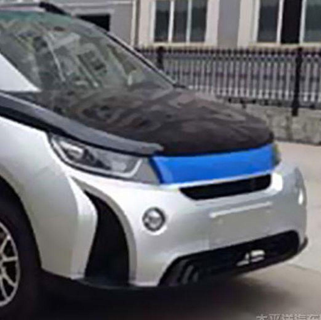 Aduh, Di China Ada BMW i3 Imitasi