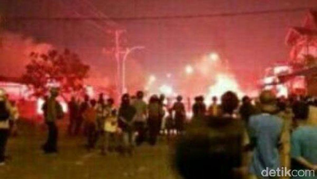 Ada 5 Orang Terluka dalam Kerusuhan di Manokwari, Termasuk Danramil