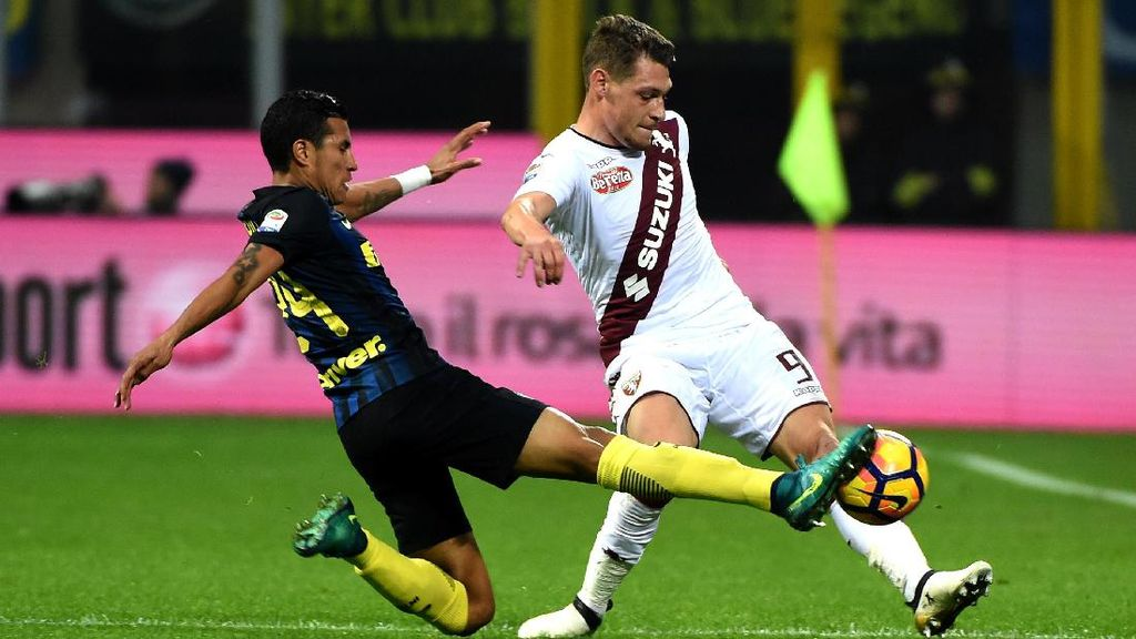 Icardi Menangkan Inter atas Torino