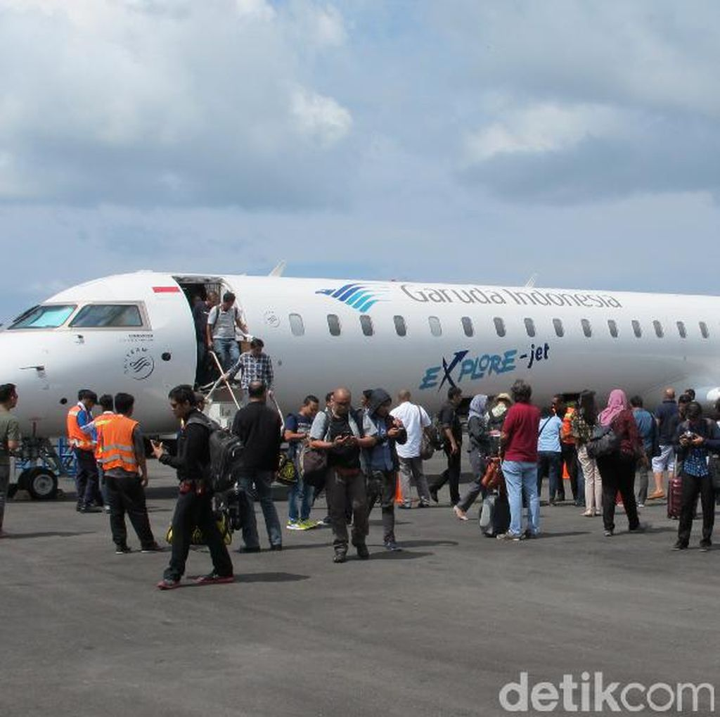 Tahun Depan Garuda Indonesia Tambah 9 Pesawat