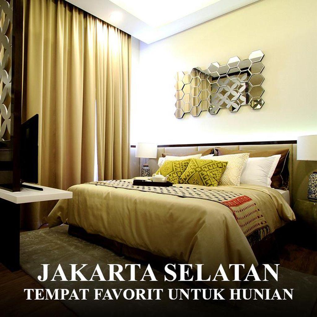 Ini Dia, Oase di Tengah Kota Jakarta!