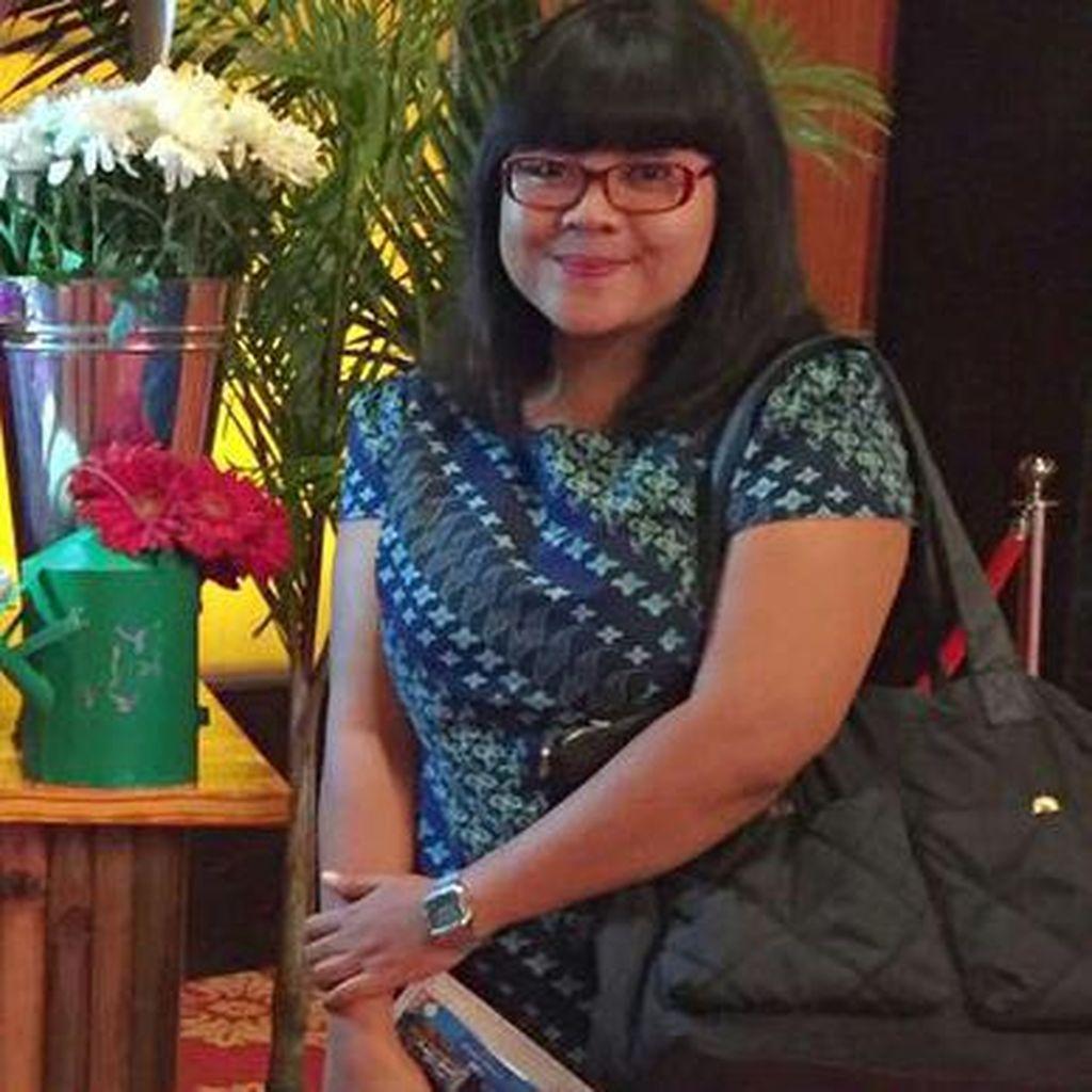 Kini Lucia Lebih Pede Setelah Sukses Turun Bobot 13 Kg, Begini Pola Dietnya
