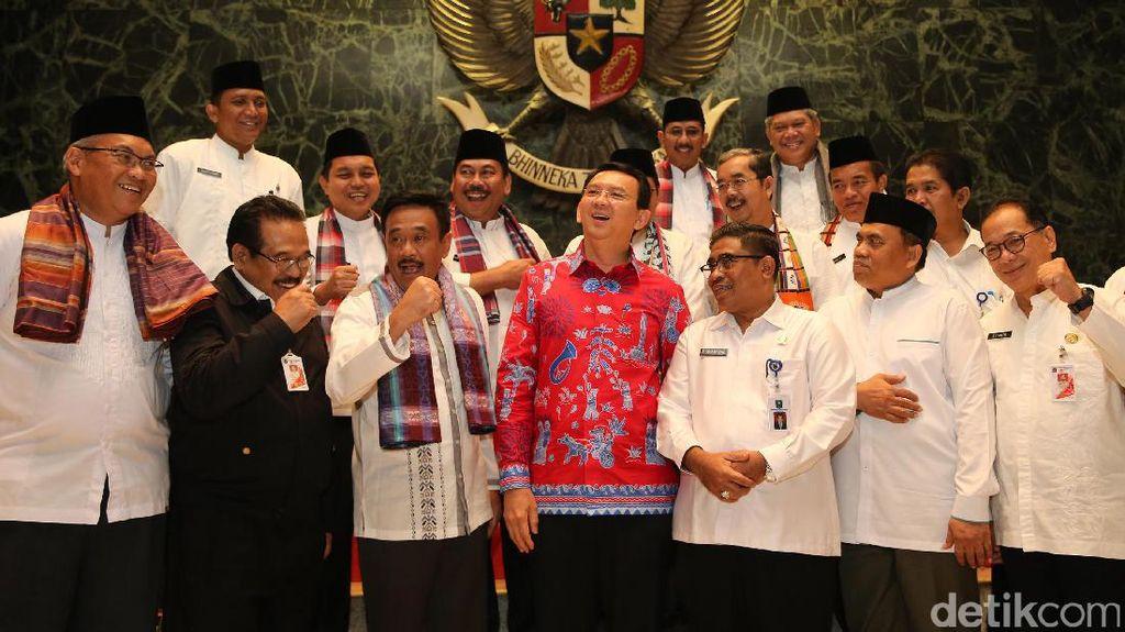 Plt Gubernur DKI: Keputusan Perkara Besar Bisa Ditunda Sampai Ahok Kembali
