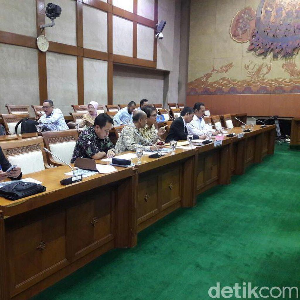 Rapat Dengan DPR, Dirgantara Indonesia Ditanya Soal Kinerja Keuangan