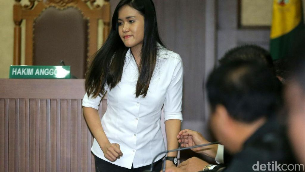 Luapan Reaksi Vonis 20 Tahun Jessica Wongso: Senyum, Tangisan hingga Pingsan