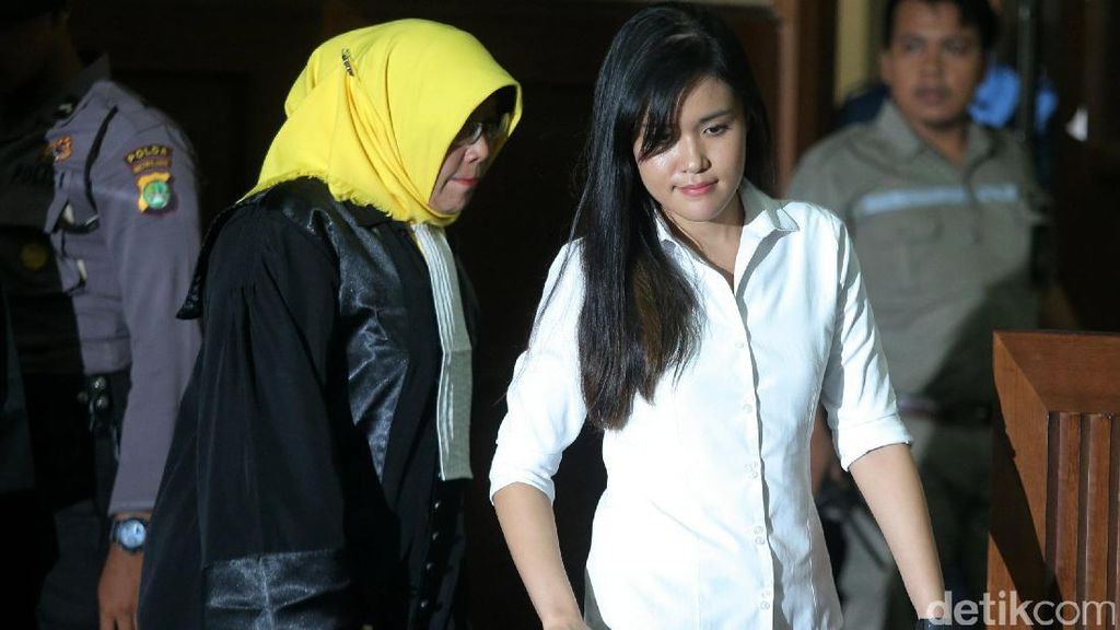 Ini Pertimbangan Hakim yang Bikin Jessica Wongso Terpukul Divonis 20 Tahun