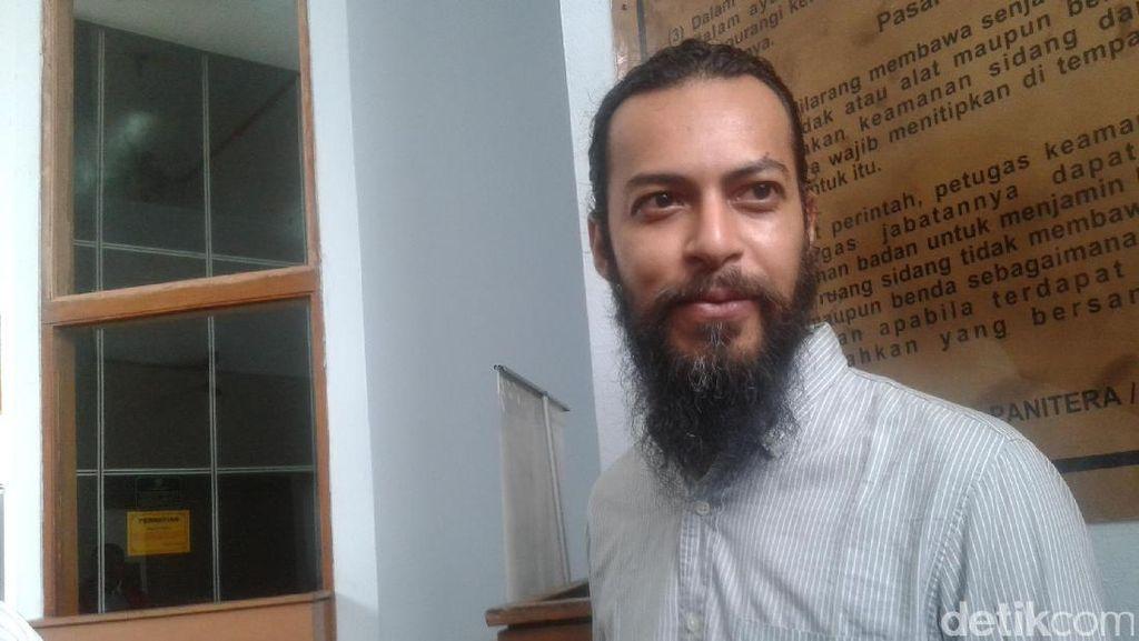 Alex Abbad Jadi Saksi di Sidang Narkoba Restu Sinaga