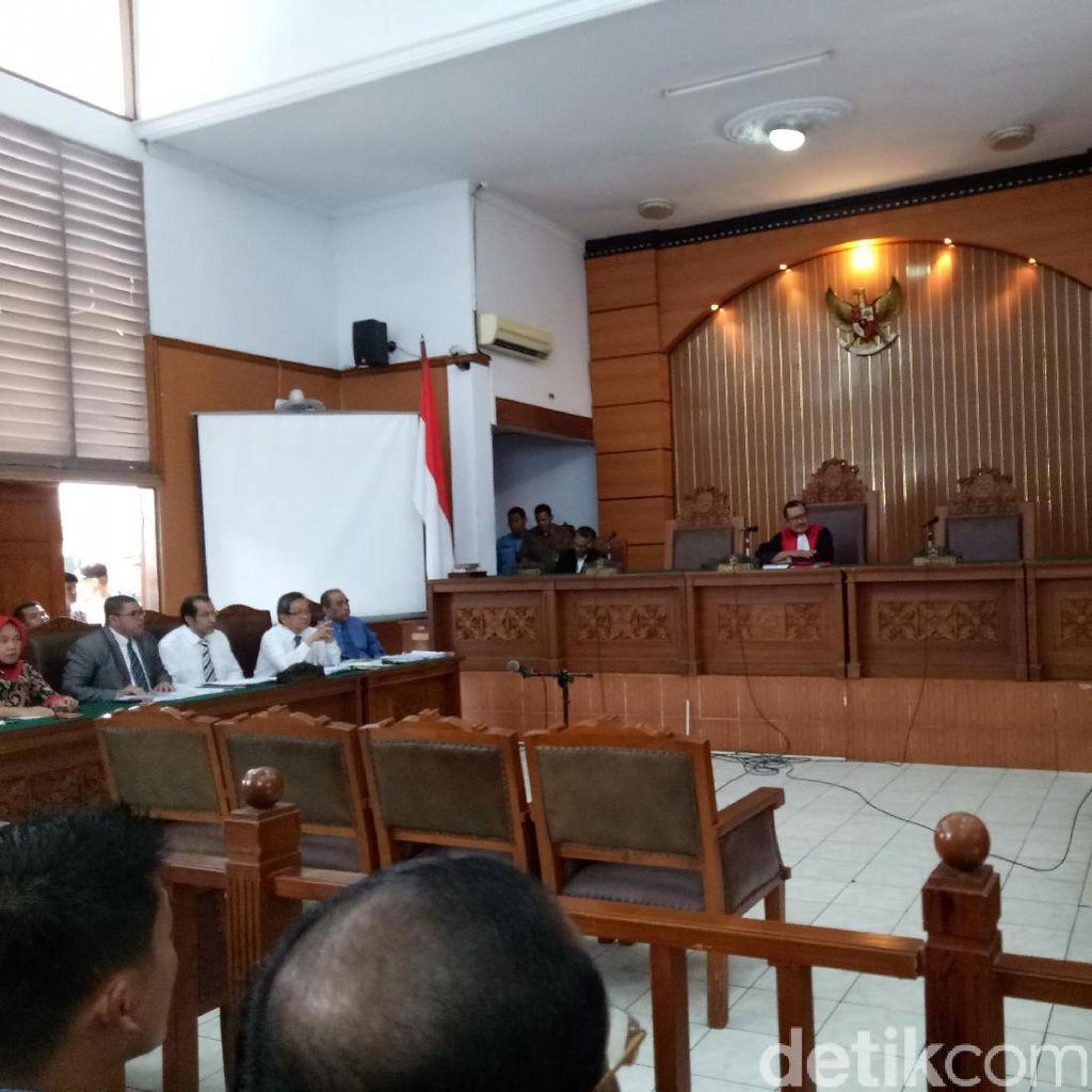 Saksi Ahli Irman Gusman Sebut Istilah OTT Kacaukan Hukum Acara