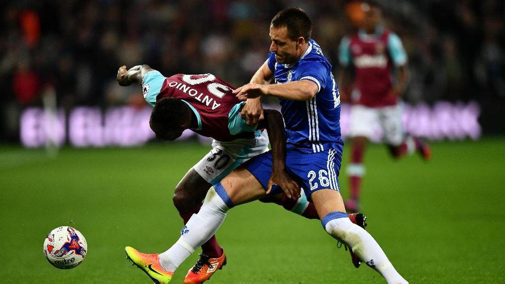 West Ham Singkirkan Chelsea untuk Maju ke Perempatfinal