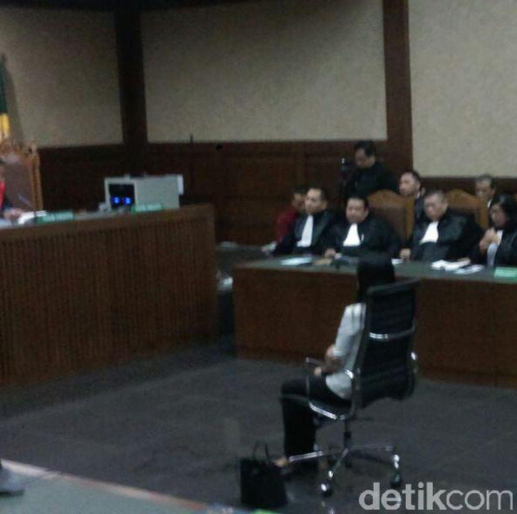 Pengunjung Sidang Jessica Ngantuk dengarkan Pertimbangan Hakim