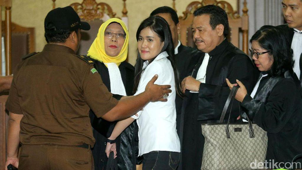 Jaksa Siap Ladeni Banding Jessica Wongso