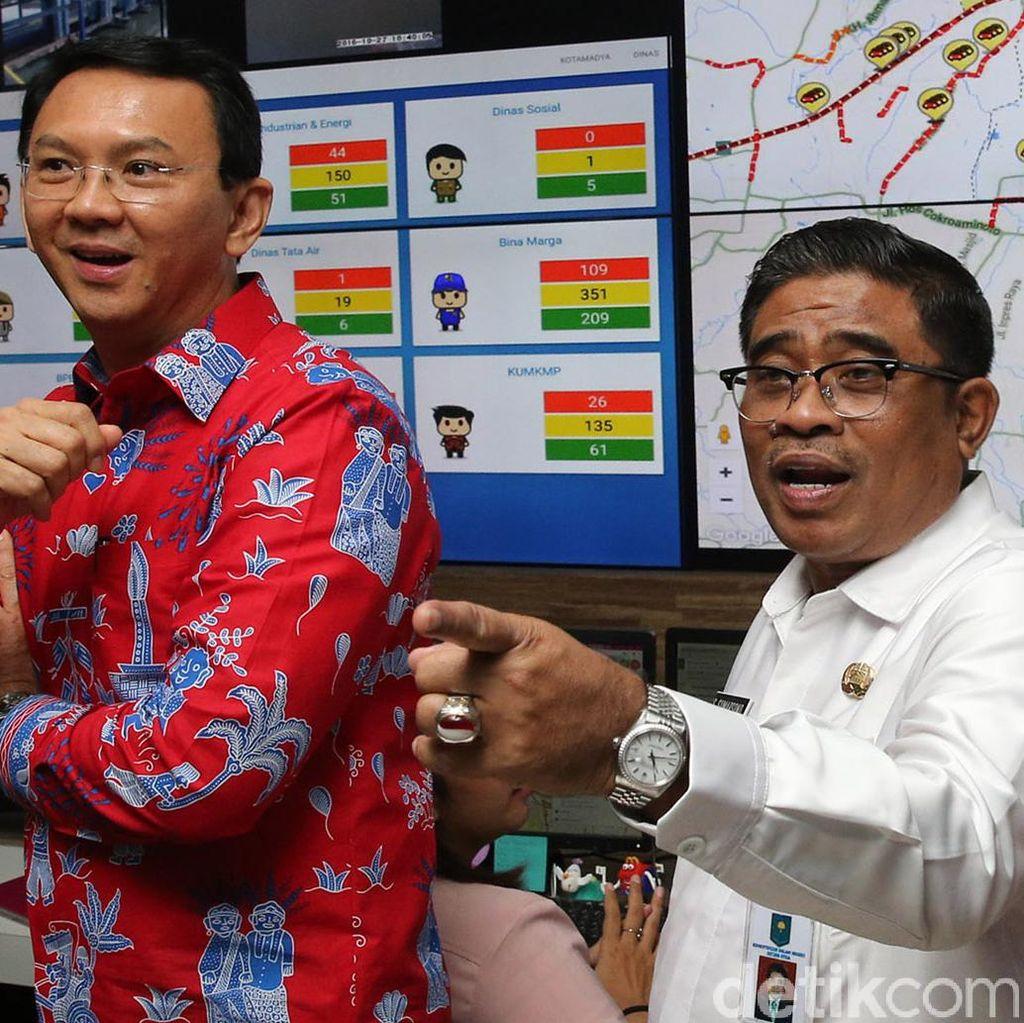 Plt Gubernur DKI Bakal Sediakan Nomor WhatsApp Aduan