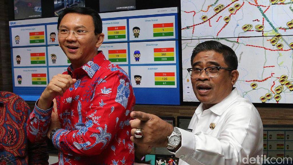 M Taufik: Plt Gubernur DKI Lebih Mudah Diajak Komunikasi