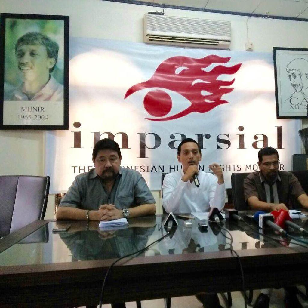Presiden Jokowi Didesak Bentuk TPF Baru Kasus Munir