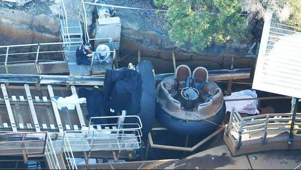 Wahana Thunder River Rapids Lulus Audit Keselamatan