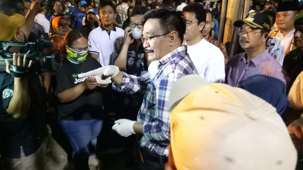 Djarot: Tikus Got dan Tikus Pungli Harus Dibasmi di DKI!