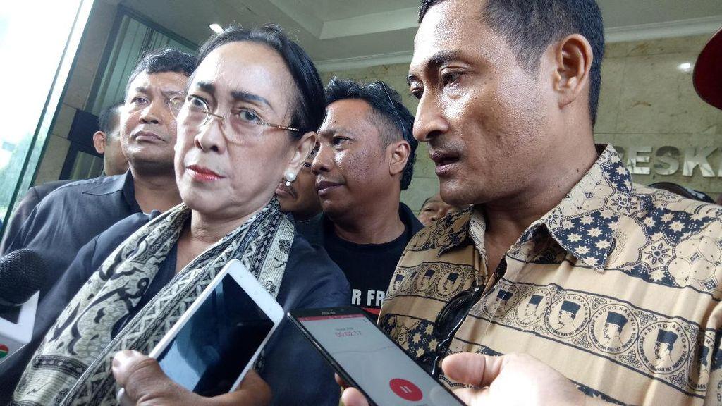 Dianggap Hina Pancasila, Habib Rizieq Dipolisikan Sukmawati Soekarnoputri
