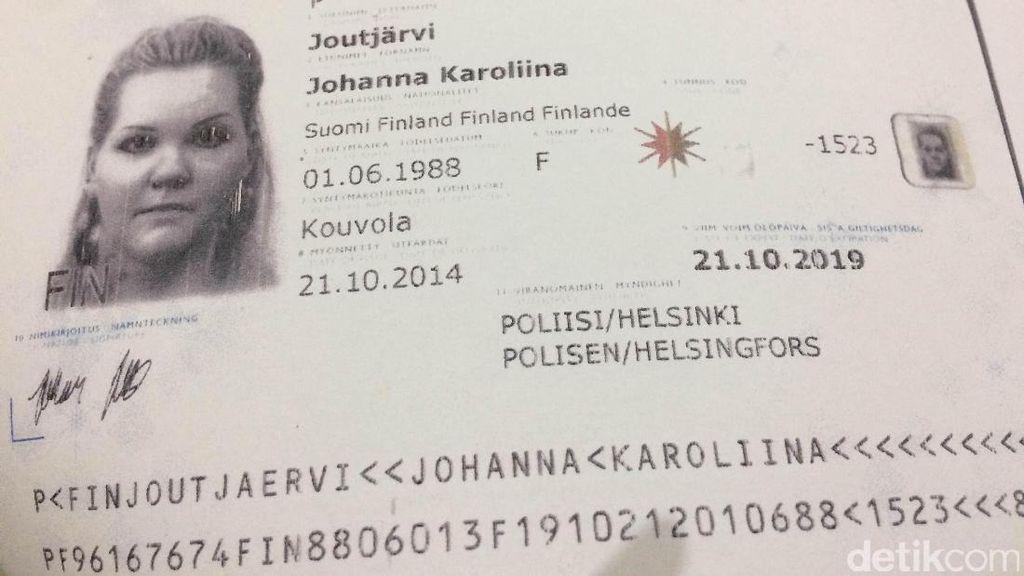 Tentang Johanna, Bule yang Diamankan Imigrasi karena Berulah Bak Orang Gila