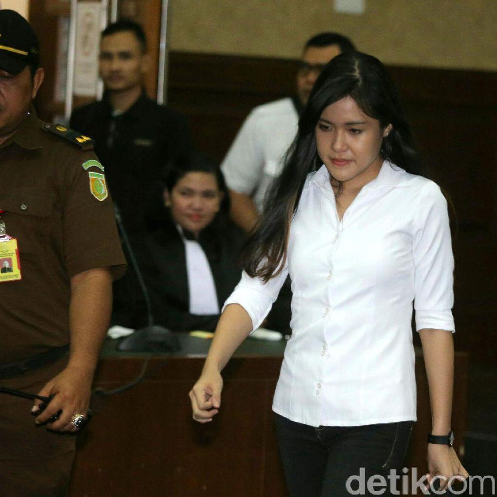 Terbukti Bunuh Mirna, Jessica Kumala Wongso Divonis 20 Tahun Penjara