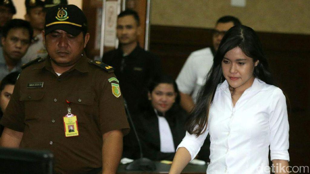 Jessica Tidak Terima Divonis 20 Tahun: Ini Tidak Adil dan Sangat Berpihak!