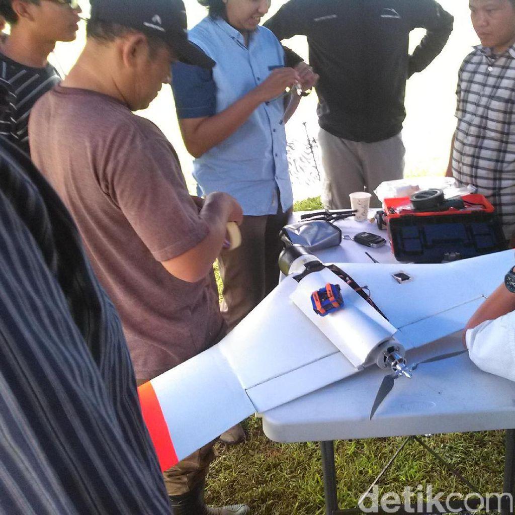 Tepat di Hari Sumpah Pemuda, Lapan akan Kirim Pesawat Tanpa Awak Menembus Langit