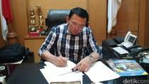 Ahok Teken UMP DKI Jakarta 2017 Rp 3,3 Juta