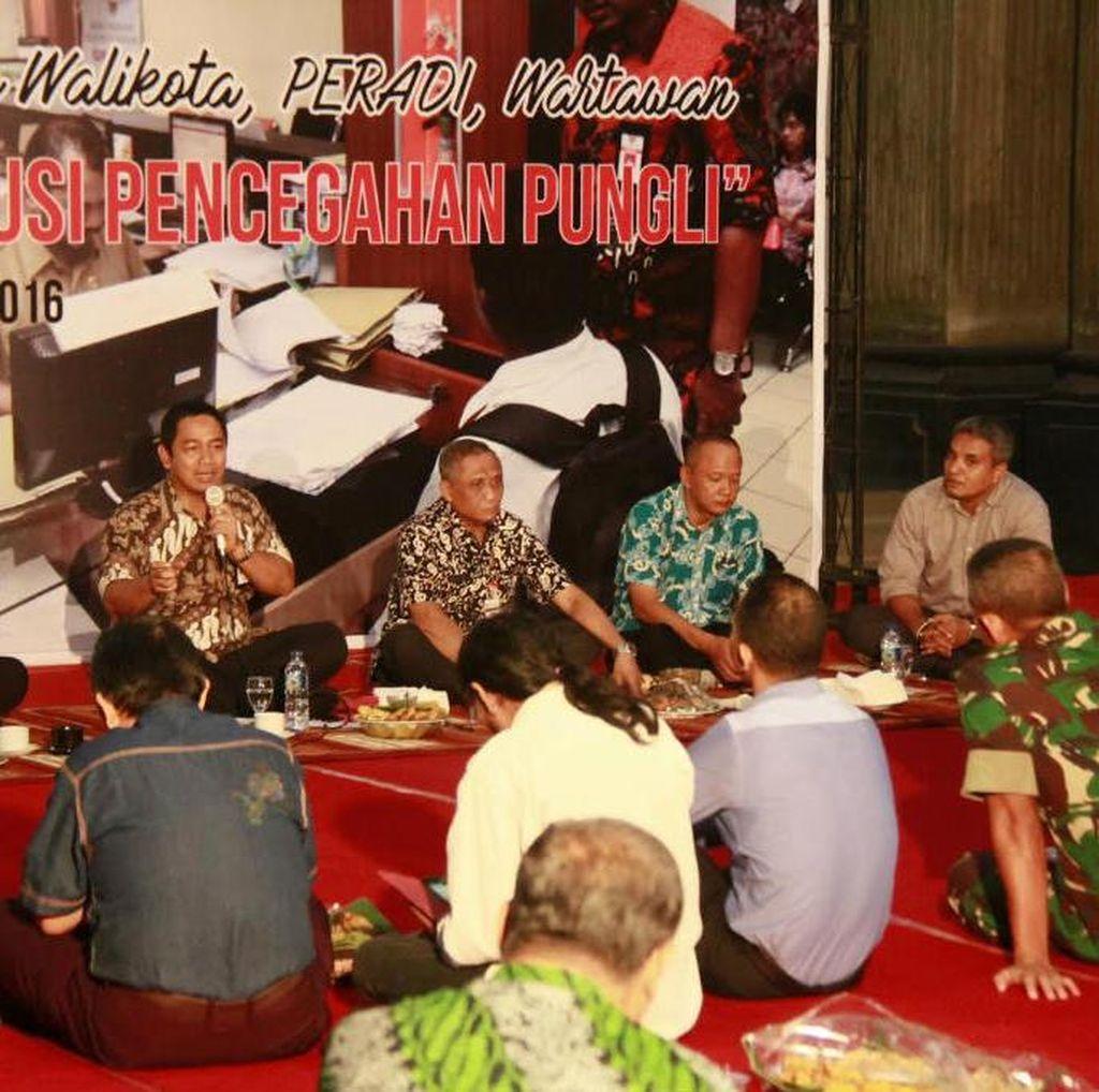 Ada Warga Lapor ke Kapolrestabes Semarang Soal Dugaan Pungli di Kota Lama