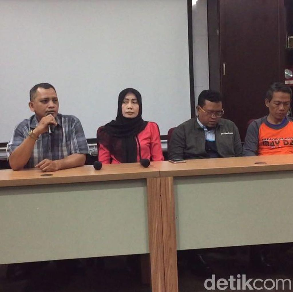 Tolak UMP DKI Jakarta 2017, Buruh Ancam Mogok Massal