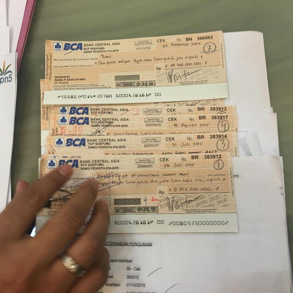 Polisi: Anggota DPR Indra Simatupang Otaki Penipuan Rp 96 Miliar