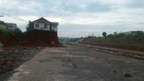 Ini Alasan Bangunan di Tengah Tol Cijago Belum Dibongkar