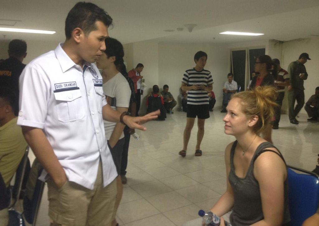 Bule Australia Ini Diciduk Imigrasi Depok karena 13 Tahun di RI Tanpa Paspor