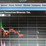 Merosot 9%, Bursa Awasi Pergerakan Saham BRMS