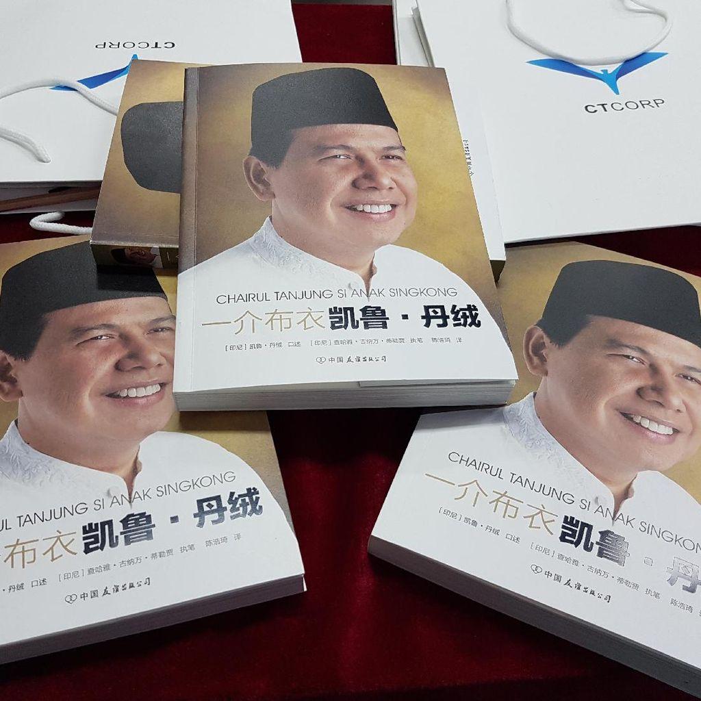 Buku Chairul Tanjung Si Anak Singkong Melenggang ke Negeri China