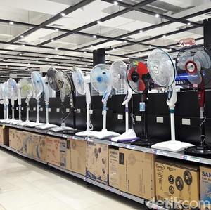 Transmart Carrefour Gelar Tambahan Diskon 5% Cooling Fair