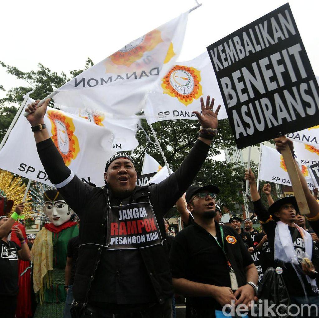 Manajemen Danamon: Tiap Tahun Ada PHK, Tapi Bukan Dipecat
