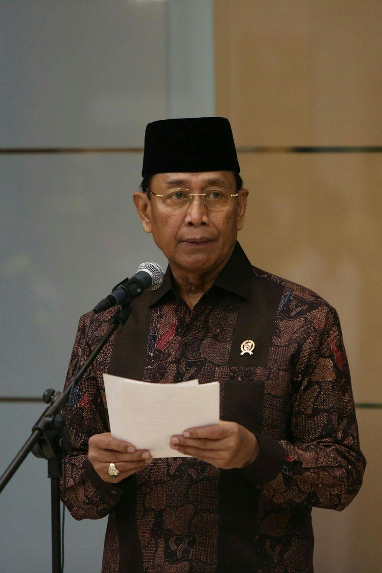 Menko Polhukam Wiranto Imbau Demonstran 4 November Tak Provokasi Kerusuhan