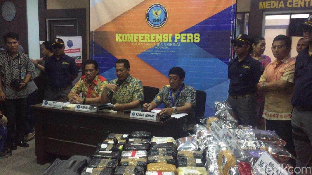 Komplotan Sabu 39 Kg Jaringan Aceh-Malaysia Dibekuk, Bosnya Ditembak Mati