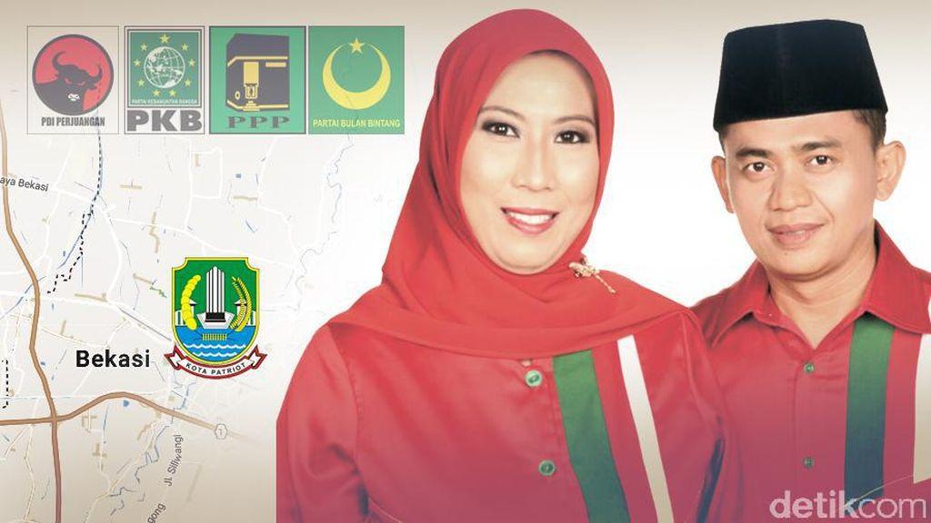 Cabup Bekasi Meilina Bakal Angkat Isu Perempuan dan Anak Muda di Kampanye