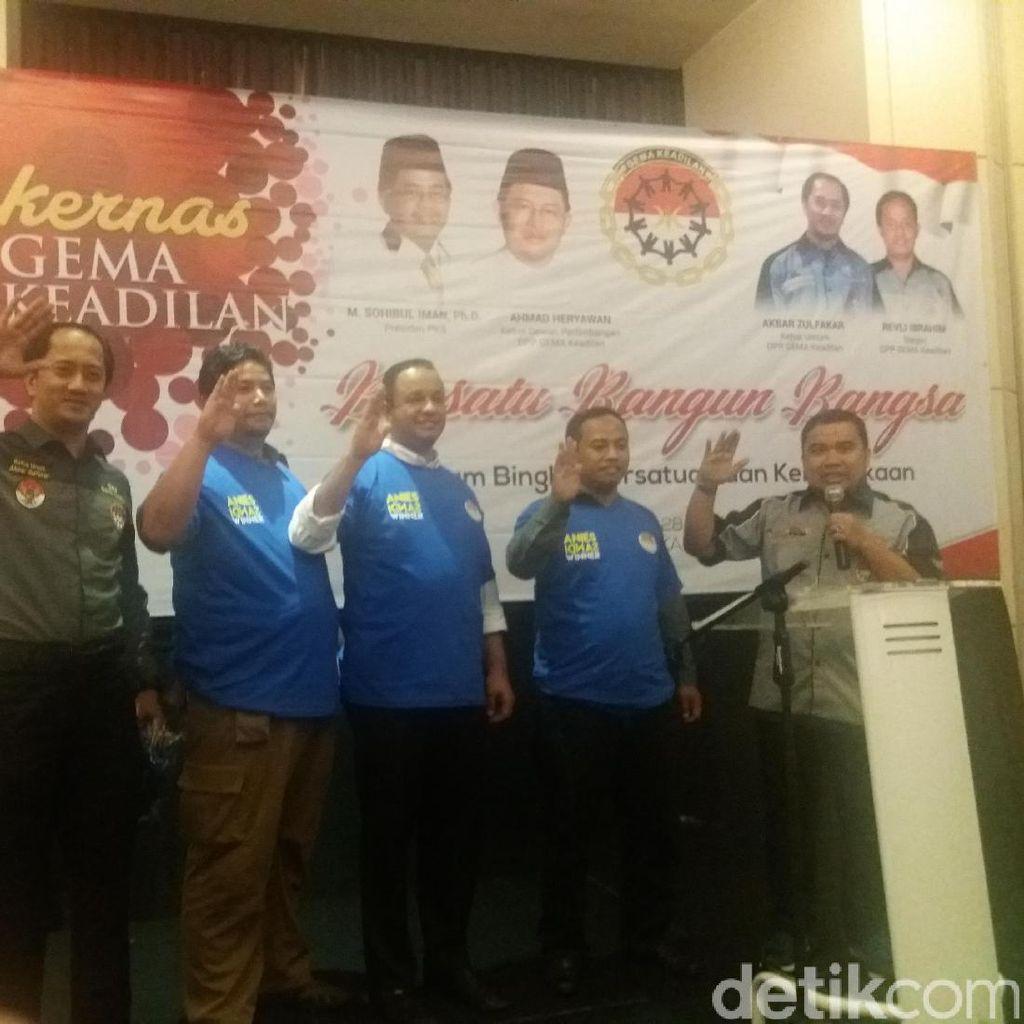 Anies Baswedan Cerita Kebhinekaan di Depan Organisasi Kepemudaan PKS