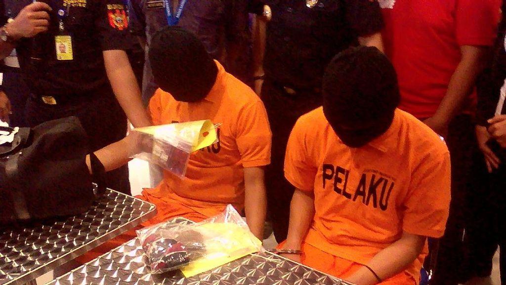 Bawa Narkoba, Pelatih Tenis Asal Malaysia Diciduk di Bali