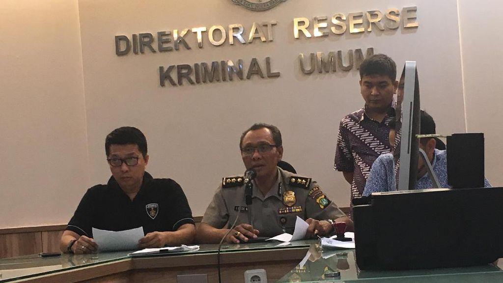 Dugaan Penipuan Rp 96 M, Anggota DPR Indra Simatupang Resmi Ditahan