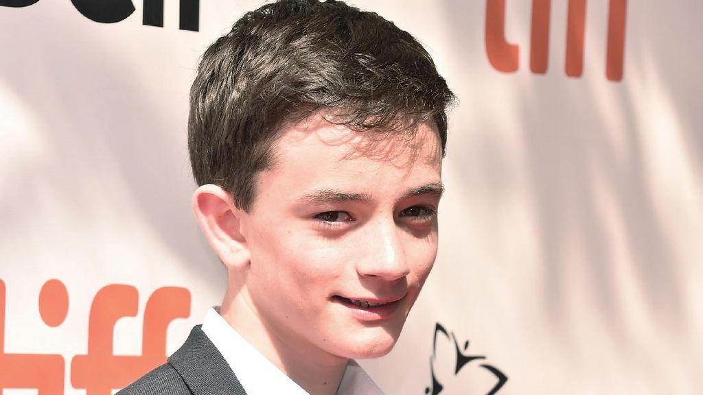 Lewis MacDougall, Aktor Cilik Penuh Emosi di A Monster Calls