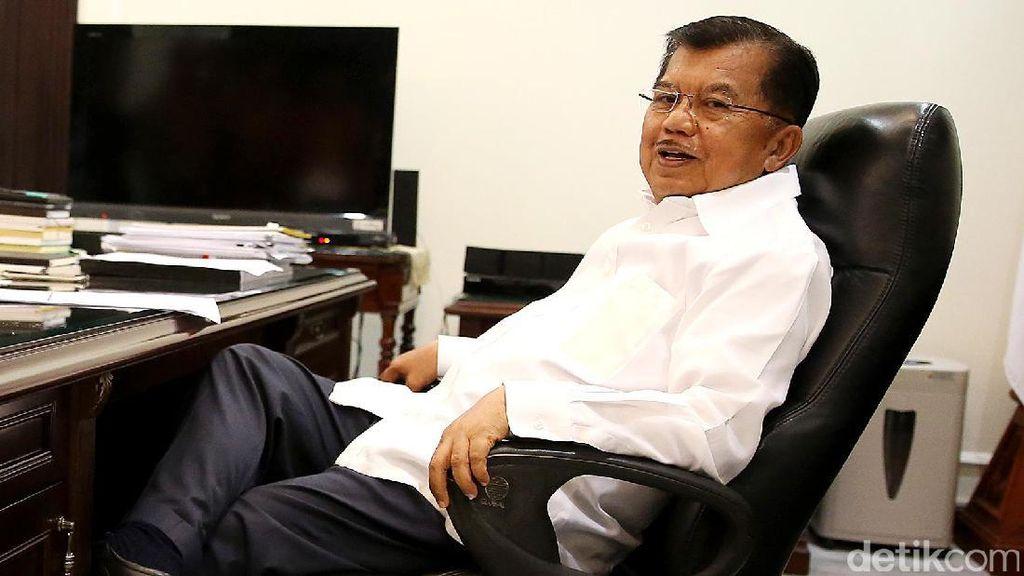 JK Yakin Salinan Dokumen TPF Munir yang Diberikan SBY Seperti Aslinya